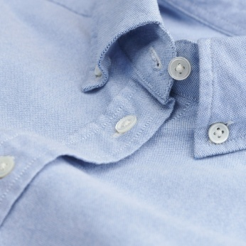 Camisa lisa button down
