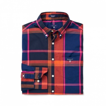 Camisa Pinpoint a cuadros