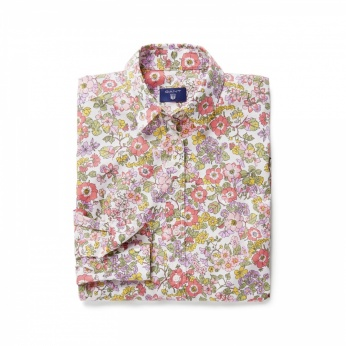Camisa EstampadaManga Larga