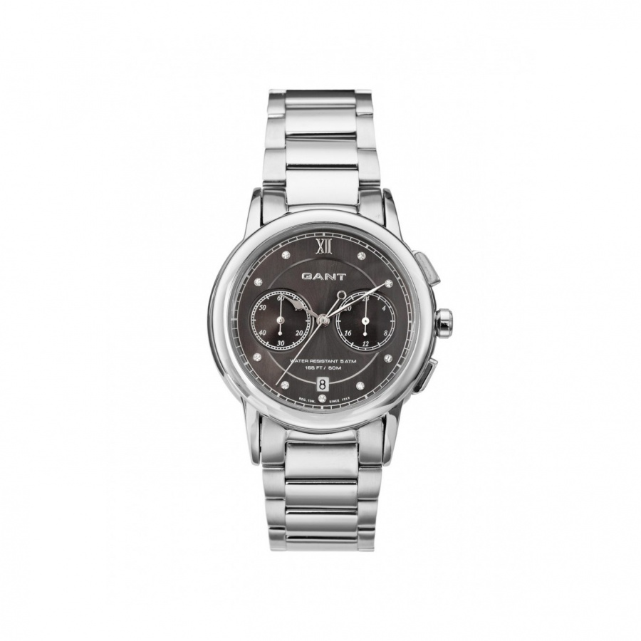 Reloj Slayton Lady grey metal