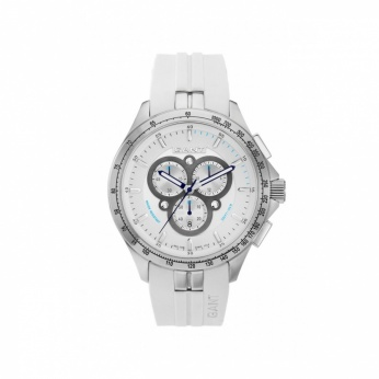 Reloj Ashton white rubber