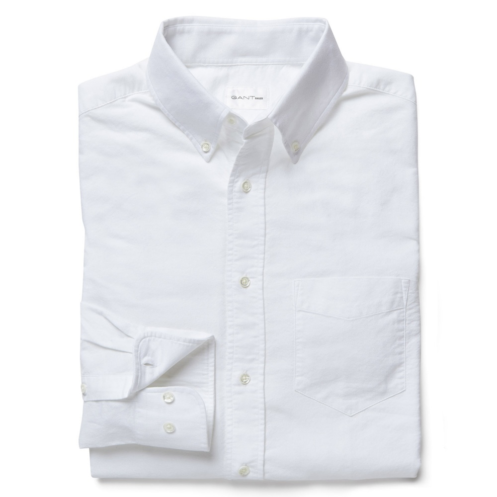Camisa Oxford button down