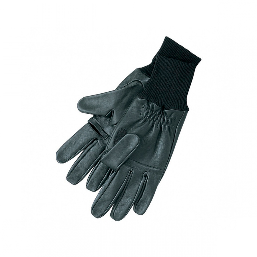 Guantes Leather con puño