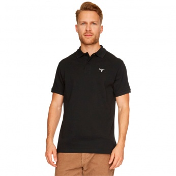 Polo Sports Liso Barbour imagen 1