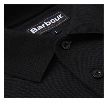 Polo Sports Liso Barbour imagen 6