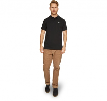 Polo Sports Liso Barbour imagen 9