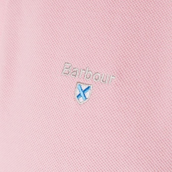 Polo Sports liso Barbour imagen 5