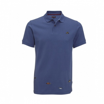 Polo Fresh Water estampado