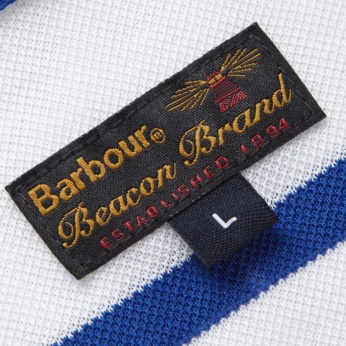 Polo Standards bicolor Barbour imagen 5