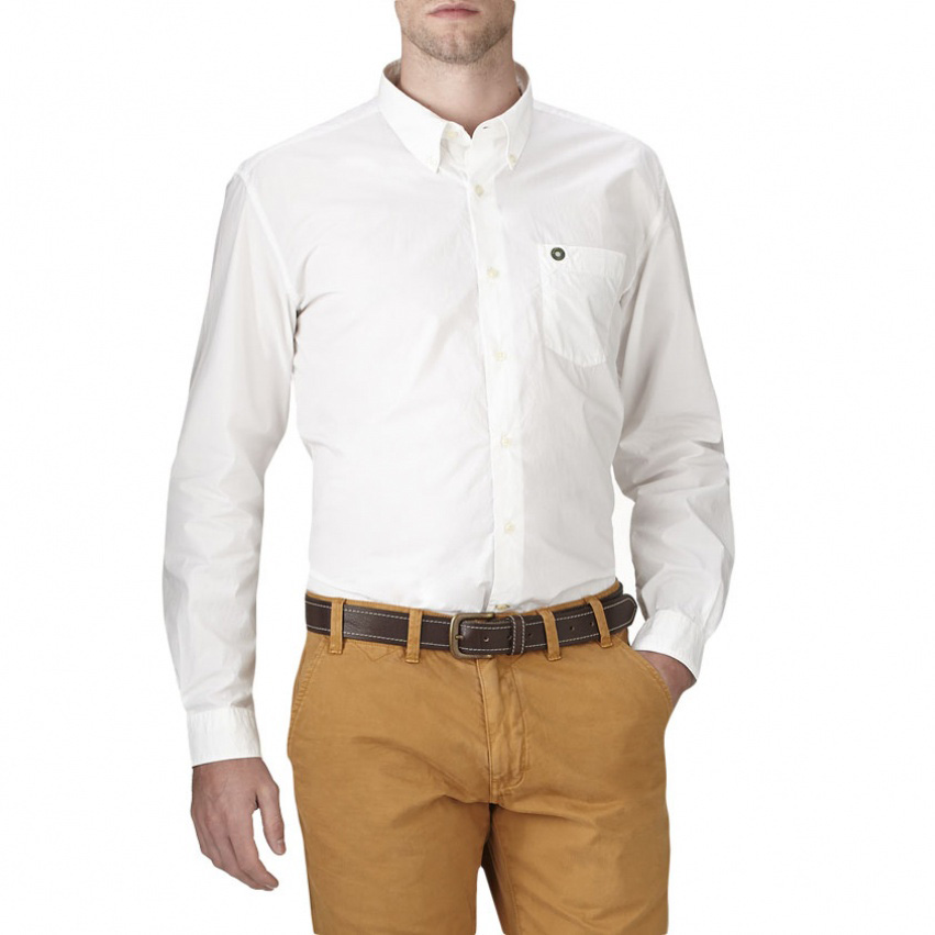 Camisa Laundered button down