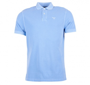 Polo Washed Sports Barbour imagen 4