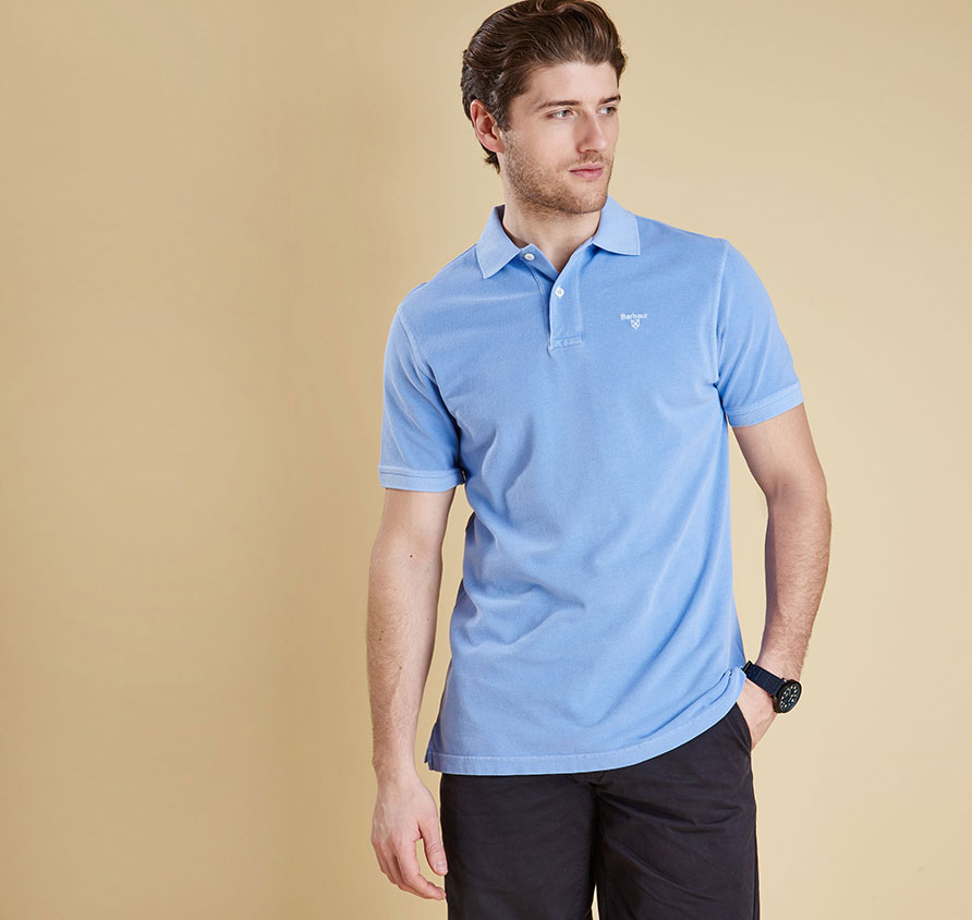 Polo Washed Sports