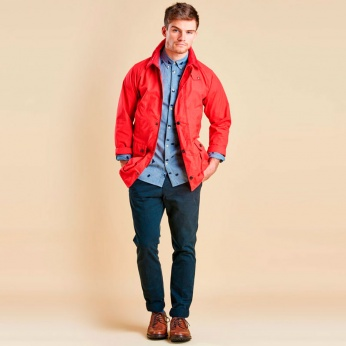 Chaqueta Washed Barbour imagen 3
