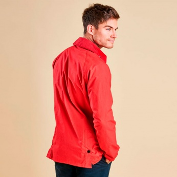Chaqueta Washed Barbour imagen 4