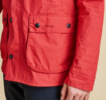 Chaqueta Washed Barbour imagen 6