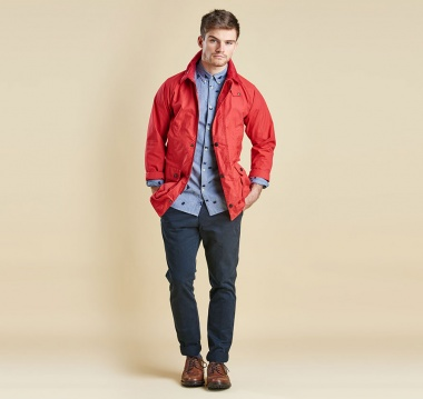 Chaqueta Washed Barbour imagen 12