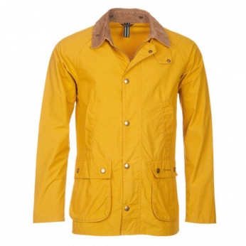 Chaqueta Washed Bedal Yellow Barbour imagen 2