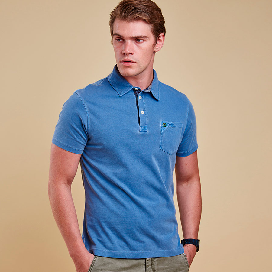 Laundered Polo