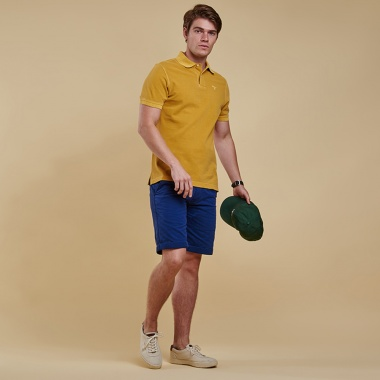 Polo Washed Sports Barbour imagen 3