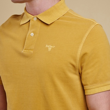 Polo Washed Sports Barbour imagen 5