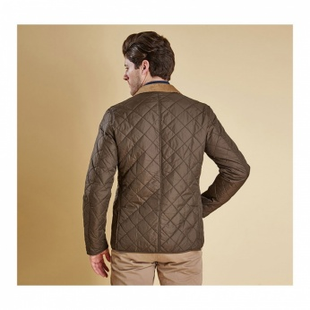 Chaqueta Quilted acolchada Barbour imagen 4