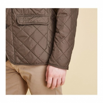 Chaqueta Quilted acolchada Barbour imagen 5