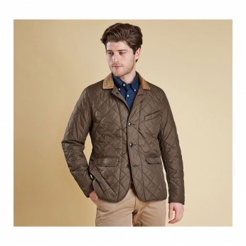 Chaqueta Quilted acolchada