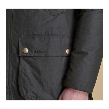 Chaqueta Hooded Impermeable Barbour imagen 7