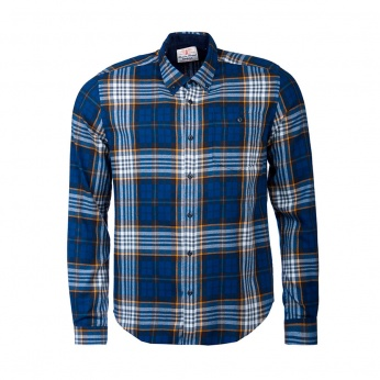 Camisa Sea Mill estampada Barbour imagen 1