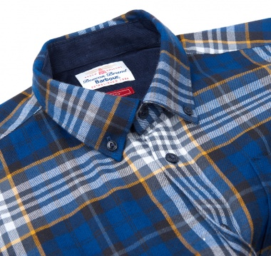 Camisa Sea Mill estampada Barbour imagen 3