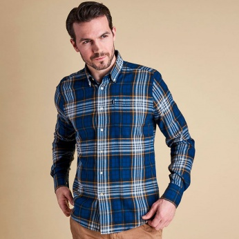 Camisa Con bolsillo Alvin Button down