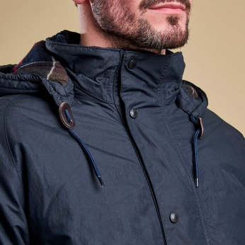 Chaqueta Woodfold Impermeable Barbour imagen 2