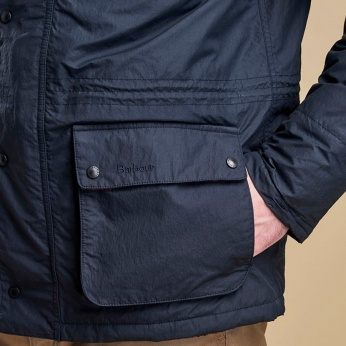 Chaqueta Woodfold Impermeable Barbour imagen 3