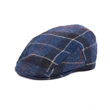 Gorra Moons Tweed azules
