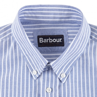Camisa Estampada Button Down Barbour imagen 3