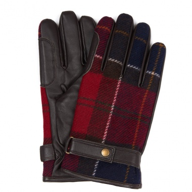 Guantes Newbrough rojo