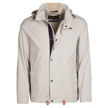 Chaqueta Clanfield crudo