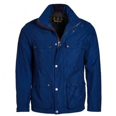 Chaqueta Inchkeith azul