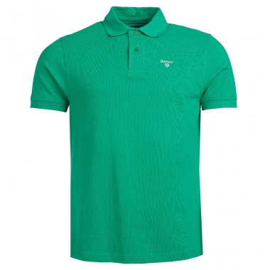 Polo Sports verde brillante