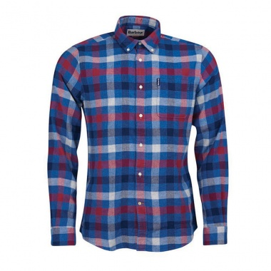 Camisa Country Check 5 Tailored rojo