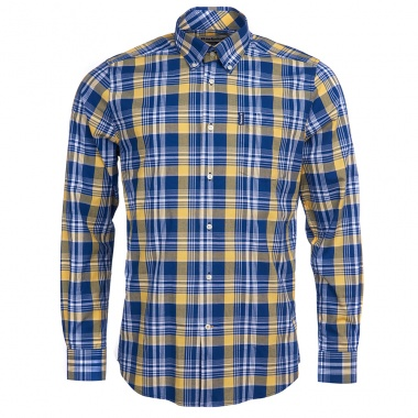 Camisa Country Barbour imagen 4