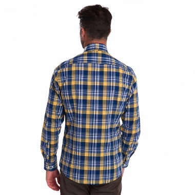 Camisa Country Barbour imagen 3