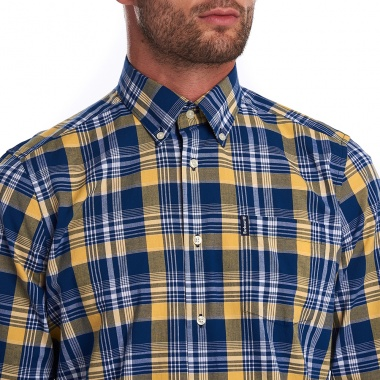 Camisa Country Barbour imagen 5