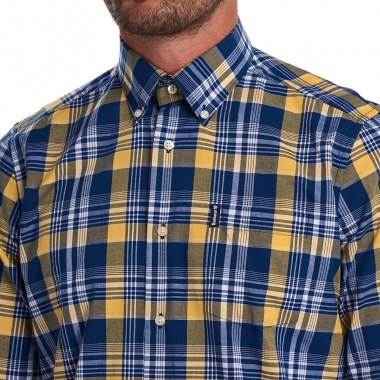 Camisa Country Barbour imagen 6