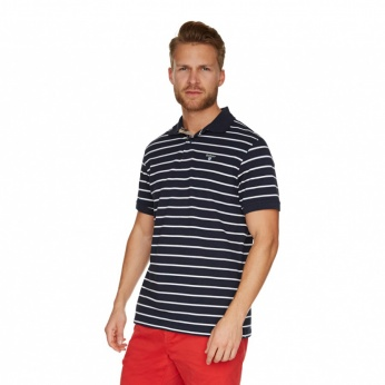 Polo Stripe Sport rayas marineras