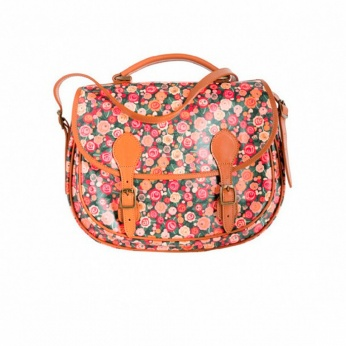 Bolso British estampado