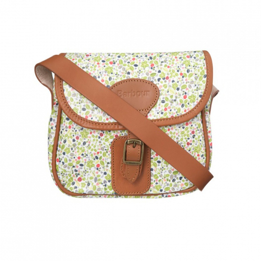 Bolso British estampado floral