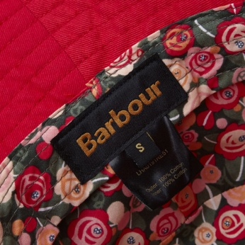 British Waterways Print Utility Barbour imagen 4