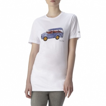 Camiseta Car manga corta