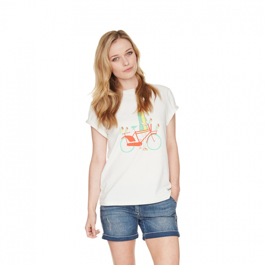 Beadnell And Goldfinch Tee